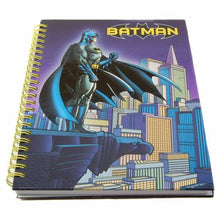 Load image into Gallery viewer, DC Comics Batman A5 Notepad - The Celebrity Gift Company