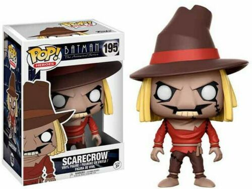 POP! Vinyl Batman The Animated Series Scarecrow - The Celebrity Gift Company