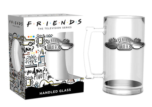 Friends Glass Stein Central Perk - The Celebrity Gift Company