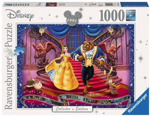 Load image into Gallery viewer, Disney Collector´s Edition Jigsaw Puzzle Beauty and the Beast (1000 pieces) - The Celebrity Gift Company