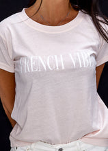 Charger l'image dans la galerie, Tee shirt French vibes