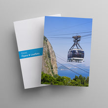 Load image into Gallery viewer, DL Flyers and Leaflets Gloss by Paddle Print