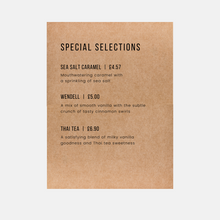 Load image into Gallery viewer, A5 Flyers & Leaflets - Brown Kraft Paper