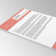 Load image into Gallery viewer, Best Letterhead Printer Paddle Print