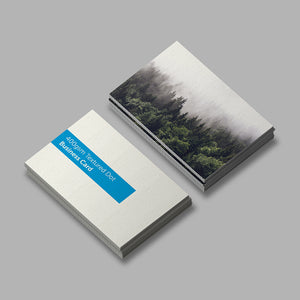 Paddle Print Cheap Business Cards