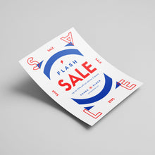 Load image into Gallery viewer, A6 Flyers and Leaflets from Paddle Print