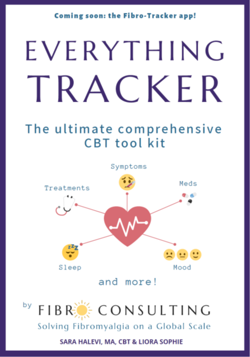Everything Tracker - The Ultimate Comprehensive  CBT Tool Kit