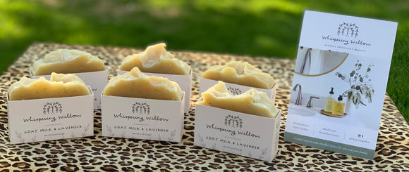 Goat Milk & Lavender Bar Soap