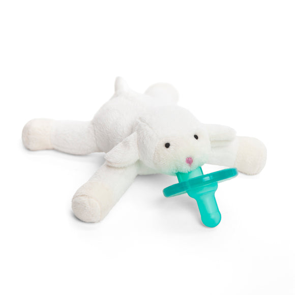 WubbaNub Little Lamb Pacifier
