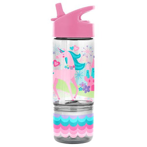 Sip and Snack Bottle - Unicorn