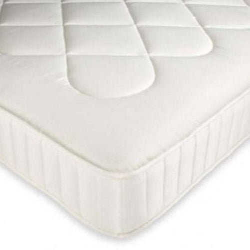 Open coil memory foam mattress