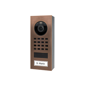 Doorbird IP Video Station Aufputz 1-Fam Haus D1101V