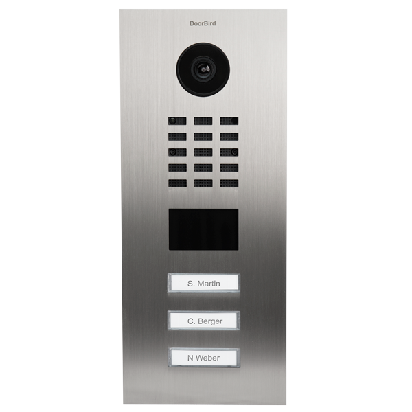 DoorBird IP Video Türstation D2103V