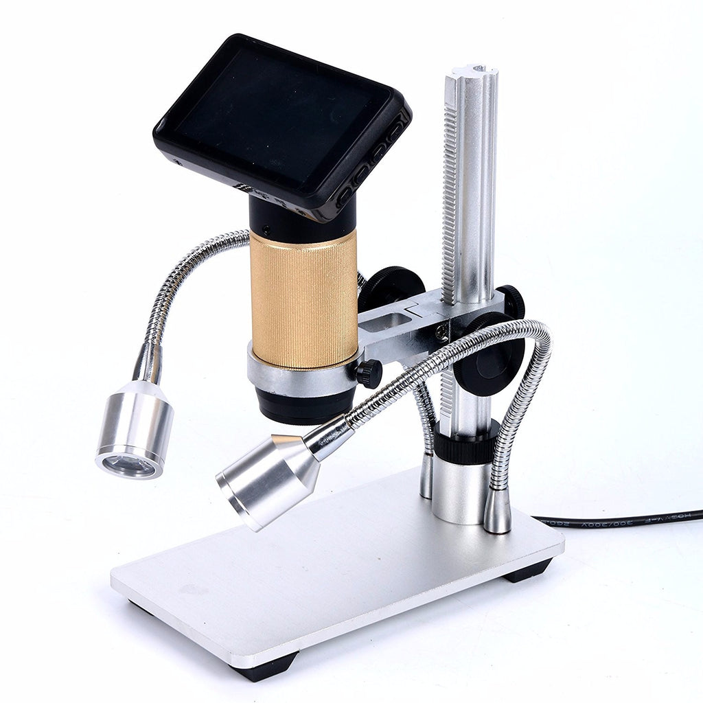 Full HD USB Microscope Magnifier Long Object Distance Microscope