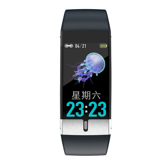 Blue Fitness Tracker Smart Watch