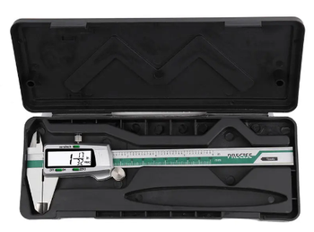 Digital Caliper Stainless Steel 6 Inches with Box