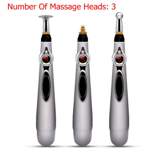 Electroacupuncture Modern Acupuncture Electronic Massage Therapy Pen