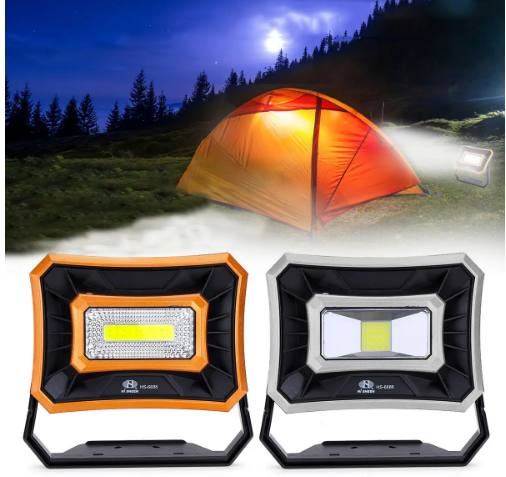 Outdoor Solar Led Lights Waterproof Floodlight Spotlight