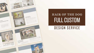 Full Customization Design Services