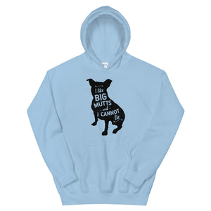 I Like Big Mutts Hoodie