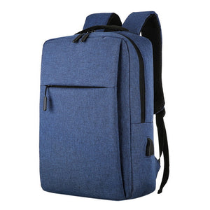 Litthing New Laptop Usb Backpack School Bag Rucksack Anti Theft Men Backbag Travel Daypacks Male Leisure Backpack Mochila