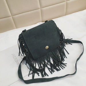 Women 2020 Fashion Baby Girls Mini Messenger Bag Cute Tassel Design Kids Coin Purses Children Handbags Shoulder Bags