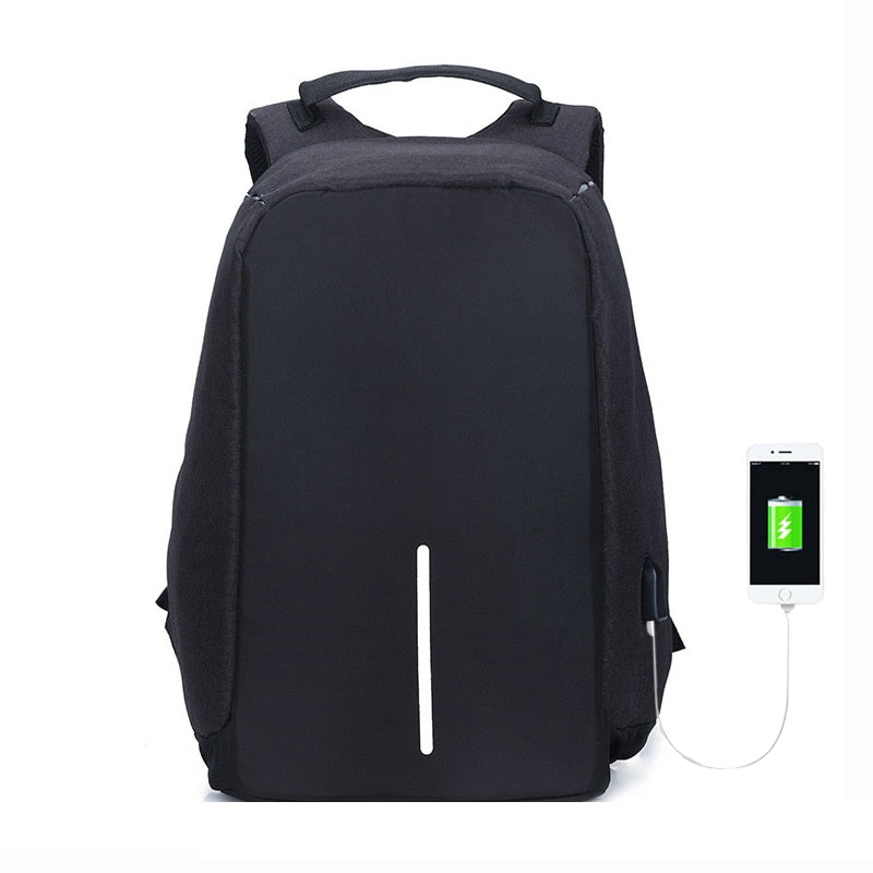 Anti theft Backpack Bobby Travel mochila bagpack Large Capacity USB Men Laptop Backpack College School Bags mochila anti roubo