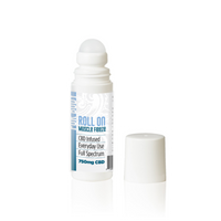 750mg CBD Roll-On Muscle Freeze. High Strength and easy to use.