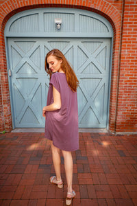 Comfortable easy dress