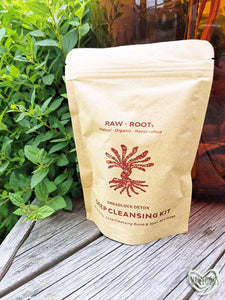 Raw Roots Deep Cleansing Kit