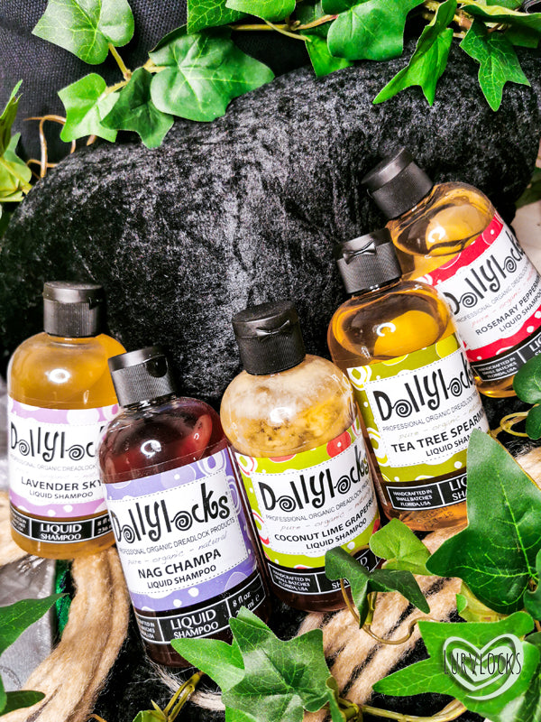 Dollylocks Liquid Shampoo