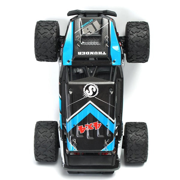 1/18 RC Truck 4x4 Rock Crawler RC Car 4WD 35km/h 7.4V 1200mAh LI battery