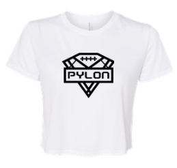 Pylon Soft Crop Tee