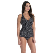 Pebble Dot D/DD H-Back Tankini Top