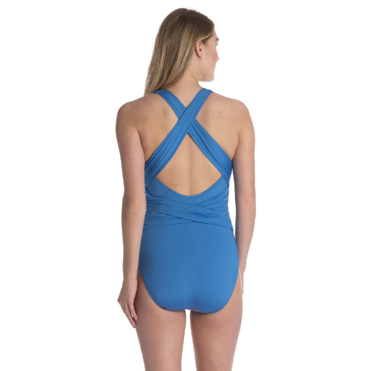 WRAP TIE ONE PIECE