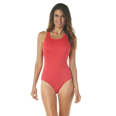 SMOOTHIN' & GROOVIN' HIGH NECK ONE PIECE