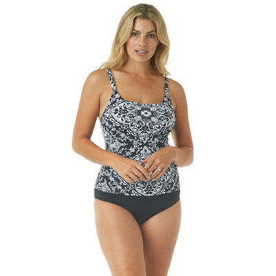 MARVELOUS MEDALLION CAMIKINI TOP