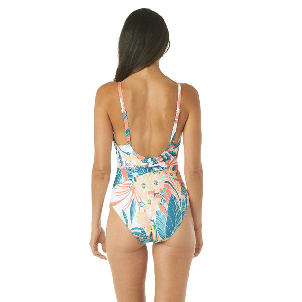 RAINFOREST LINGERIE ONE PIECE