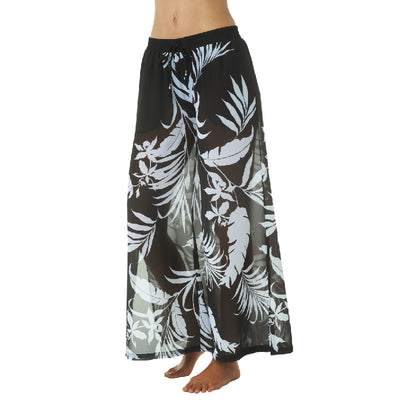 TROPICAL SILHOUETTE LOUNGE PANT