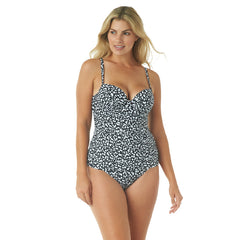 SPOTTED IN THE WILD UNDERWIRE TANKINI TOP