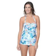 ISLAND DREAM VAMP ONE PIECE