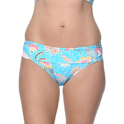 FLORAL REEF FOLDOVER BOTTOM