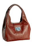 DKNY Vintage Leather Classics Hobo