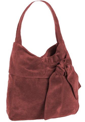 Kooba Caitlin Hobo with Bow Detail