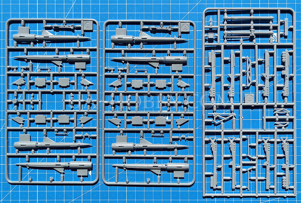 1/72 S-125 Neva-SC on MAZ-543. A&A Models 7218