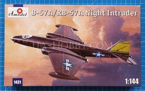 1/144 B-57A / RB-57A Night Intruder. Amodel 1431
