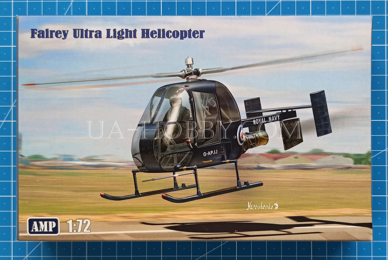 1/72 Fairey Ultra-Light Helicopter. AMP 72002