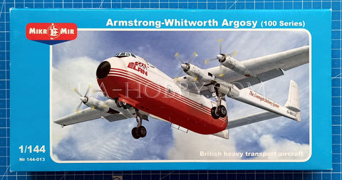 1/144 Armstrong-Whitworth Argosy (100 Series). MikroMir 144-013