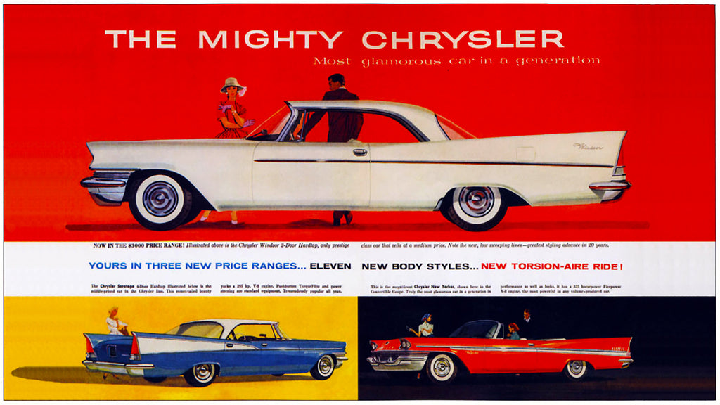 Mother Mopar: The History of Chrysler, Dodge, and Plymouth