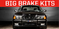 BMW Big Brake Kits, Street, Race & New Lug-Drive Technology